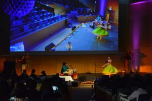 Cassius and Amika performing at Geneva