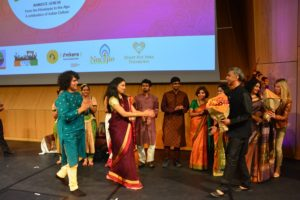 Cassiua and Amika get award at Geneva